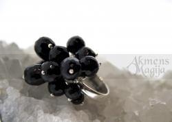 Onikso žiedas