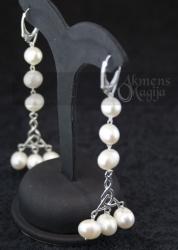 Perlų auskarai ANDRĖJA