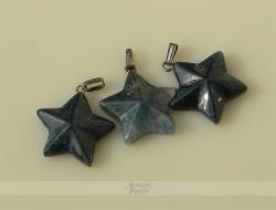 Žvaigždutės samaninio agato